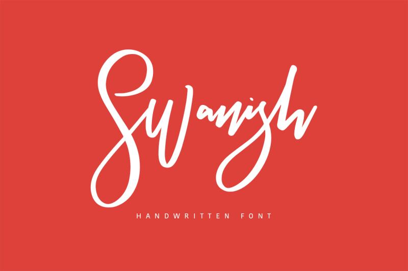 swanish-font