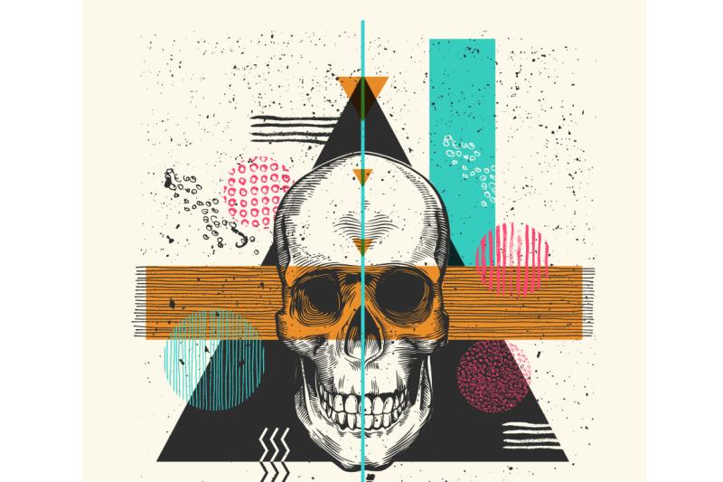 skull-geometry-series-2