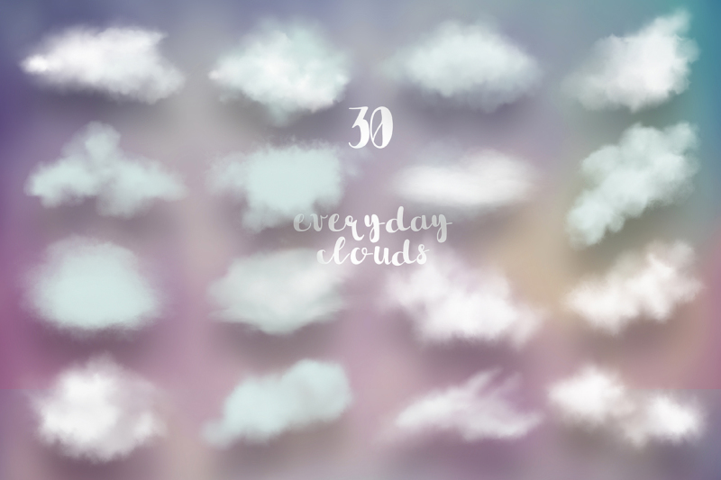 cloud-graphics-and-ps-brushes