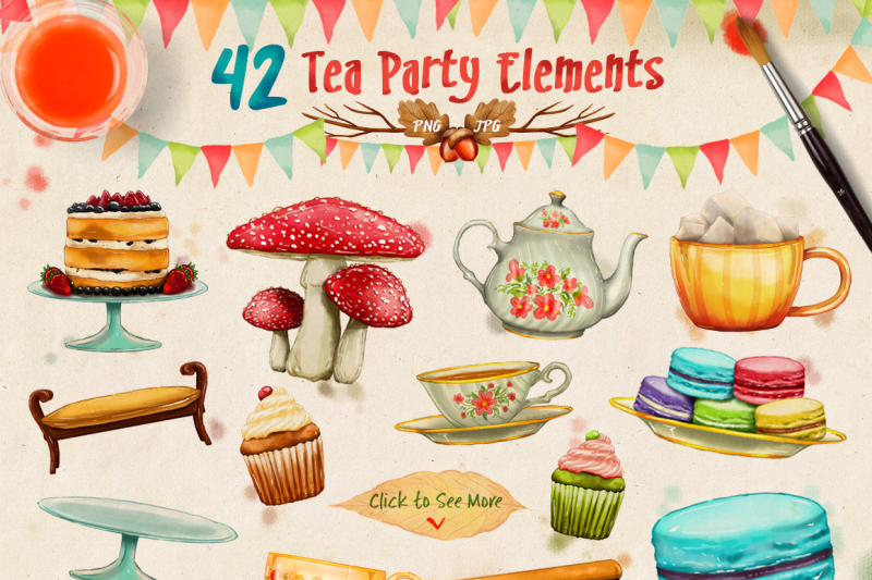 autumn-tea-party
