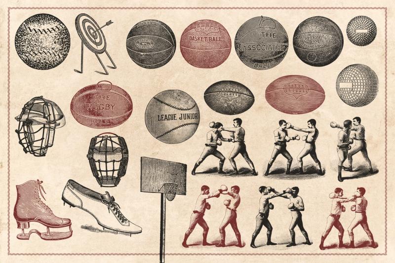 42-vintage-sports-illustrations