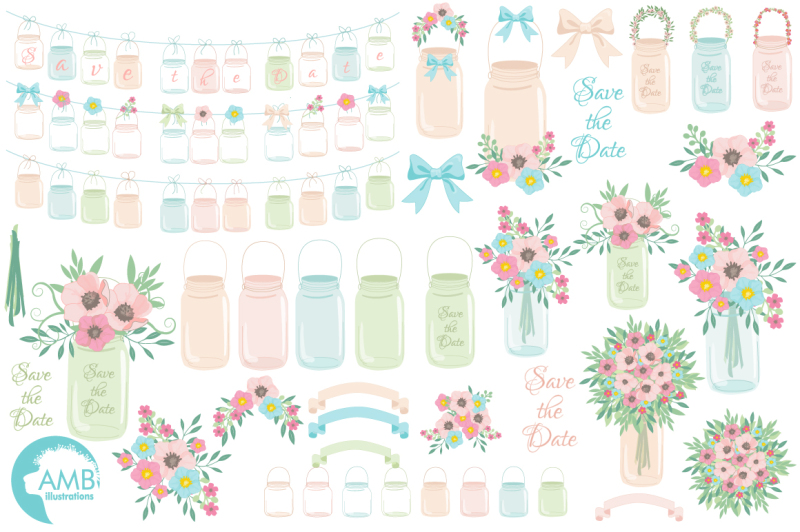 mason-jar-wedding-clipart-graphics-illustrations-amb-966