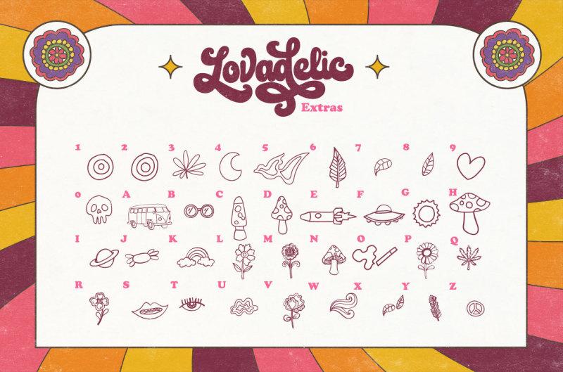 lovadelic-extras