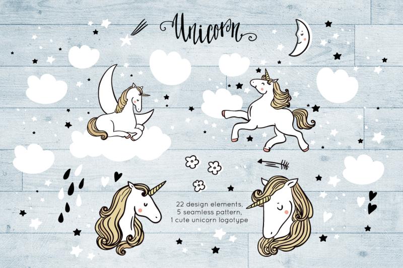 cute-unicorn-collection