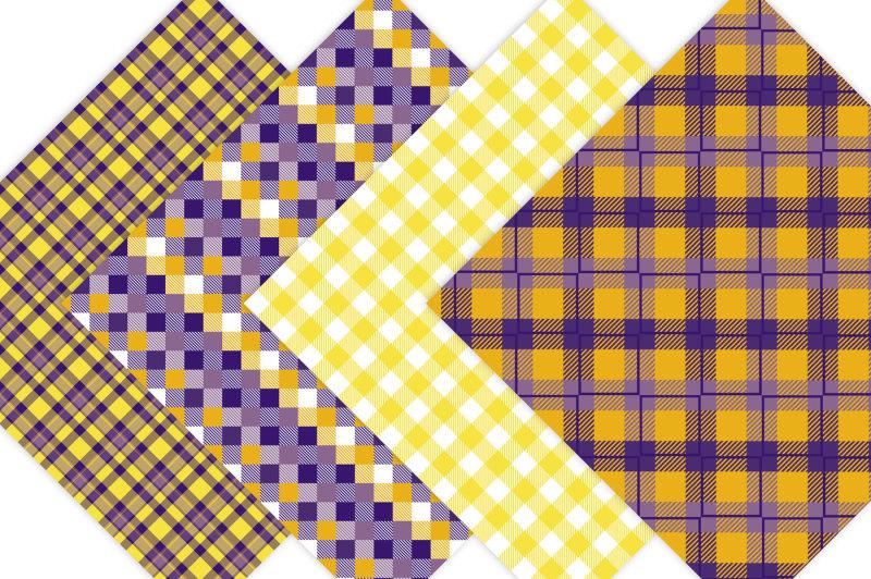 yellow-and-purple-plaids