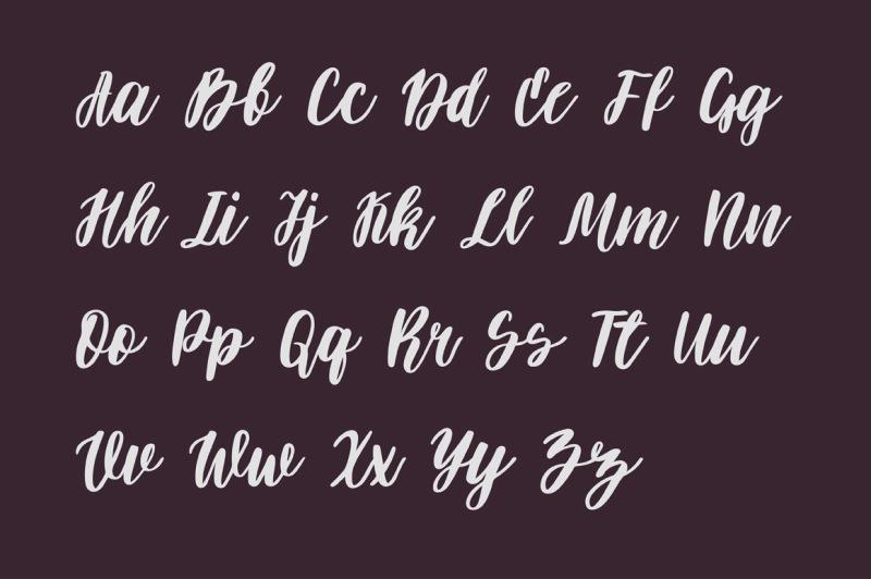 darflow-handwritten-script