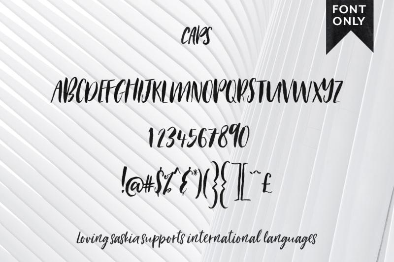 loving-saskia-font-only