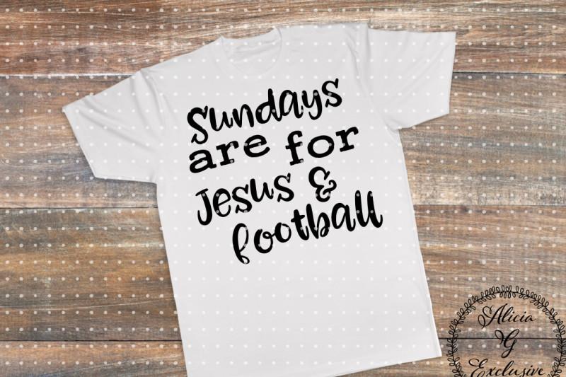 sundays-jesus-football-2