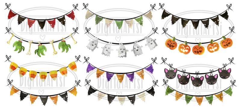 halloween-bunting-clipart