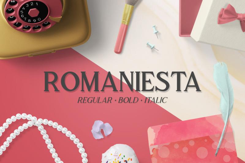 romaniesta