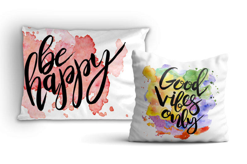 hand-drawn-watercolor-inspirational-quotes-diy-pack-vector-letterings