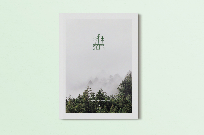 sequoia-magazine-template