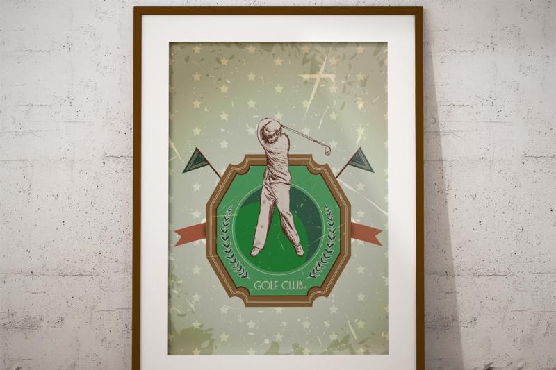 vintage-posters-golf