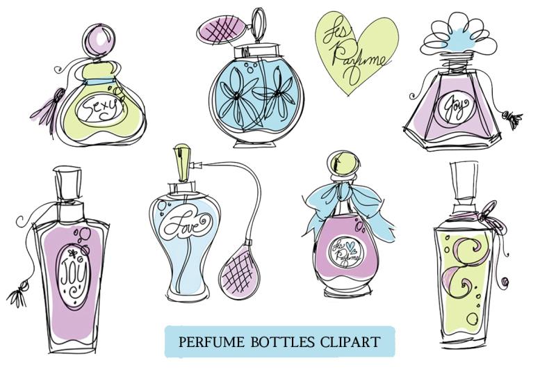 perfume-bottles-clipart