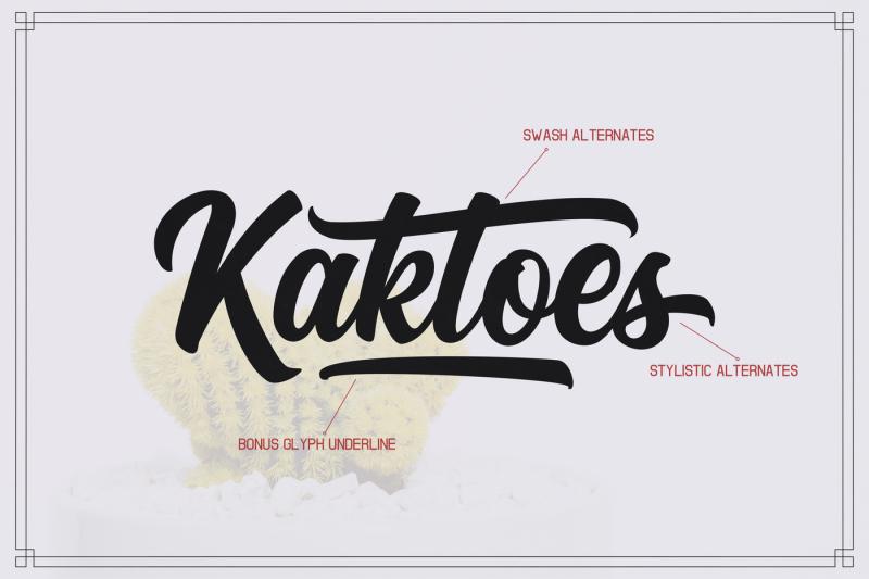 kaktoes-script
