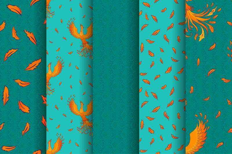 phoenix-5-vector-patterns-bonus