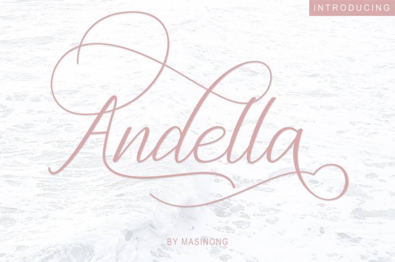 andella-script