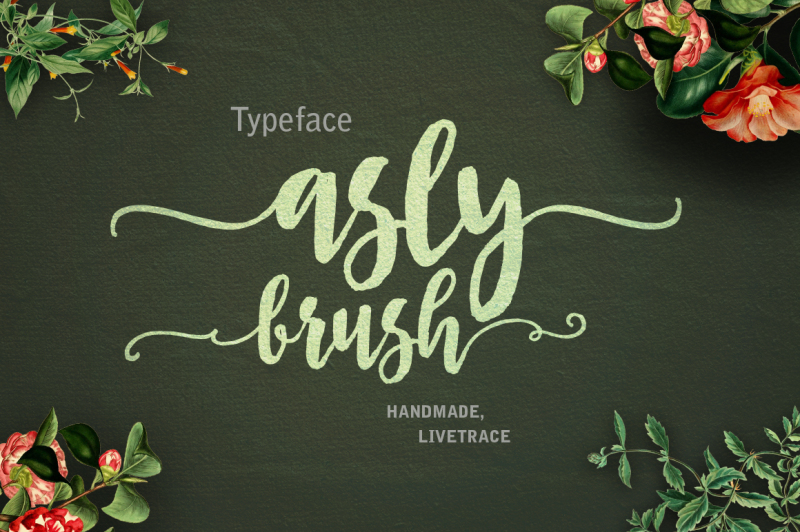 asly-brush