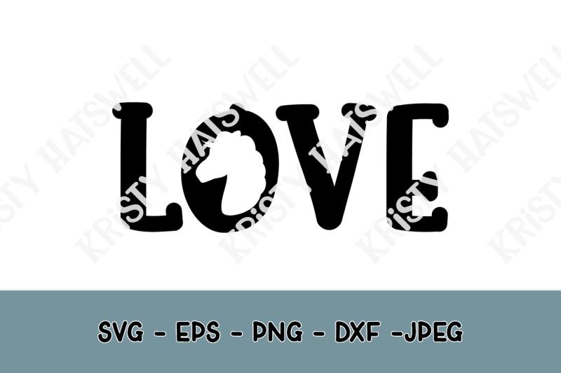 love-horses-svg