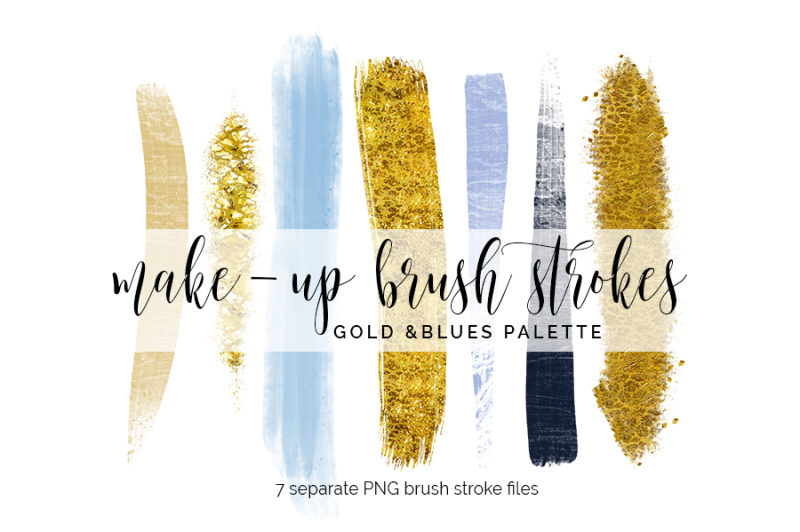 brush-strokes-clipart-gold-and-blues
