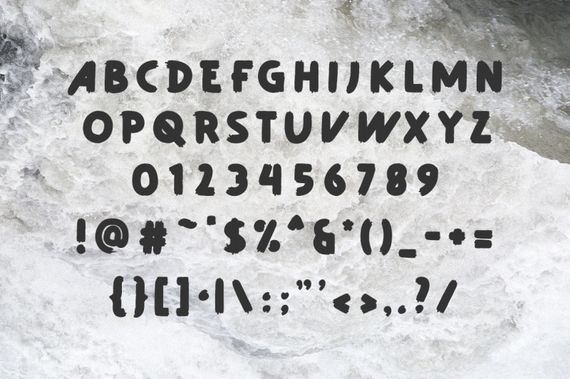palm-brush-font