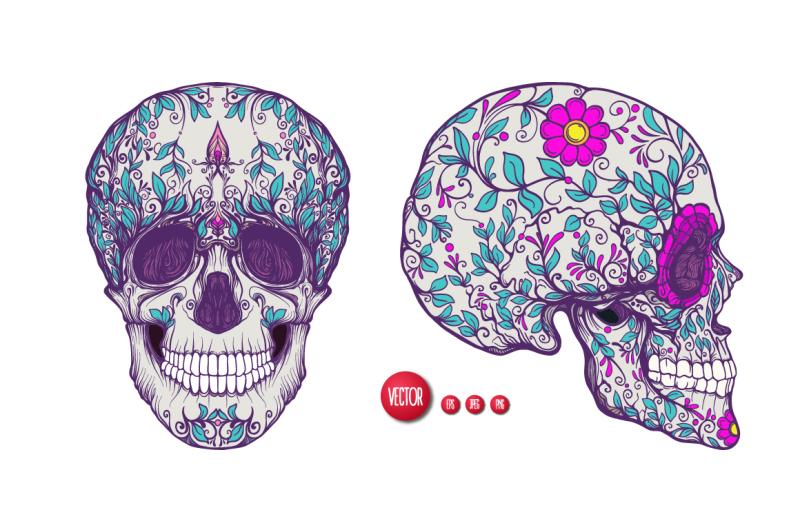mexican-sugar-skull