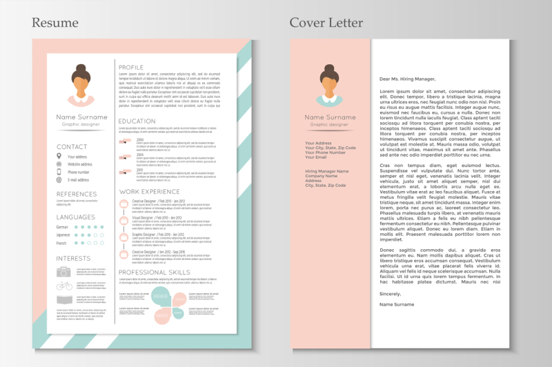 feminine-resume-and-cover-letter