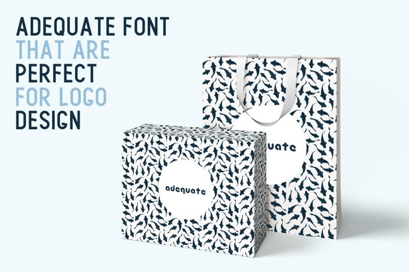 adequate-font