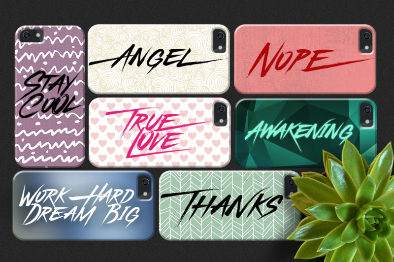 floresh-typeface