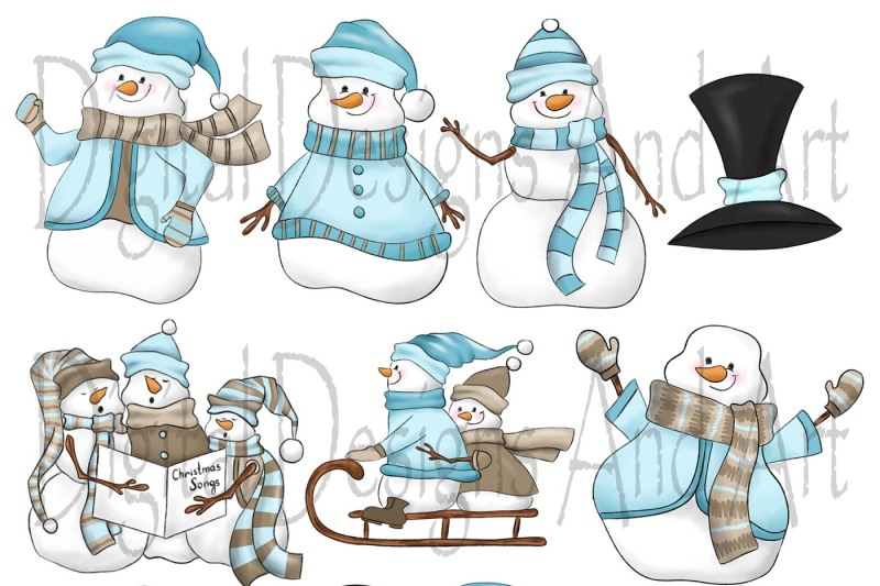Frozen anime character, Olaf The Snowman free image