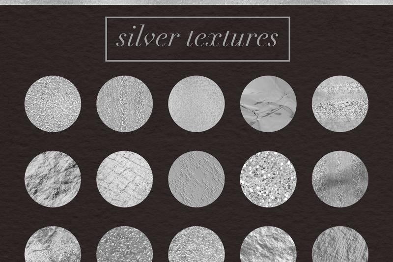 luxury-silver-textures