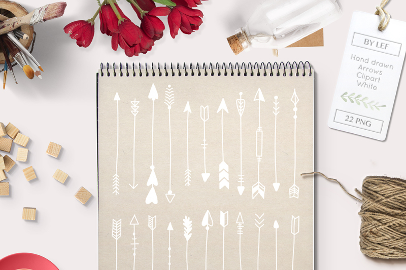 white-handdrawn-arrows-22-png-graphics