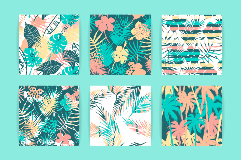 summer-collection-cards-and-patterns
