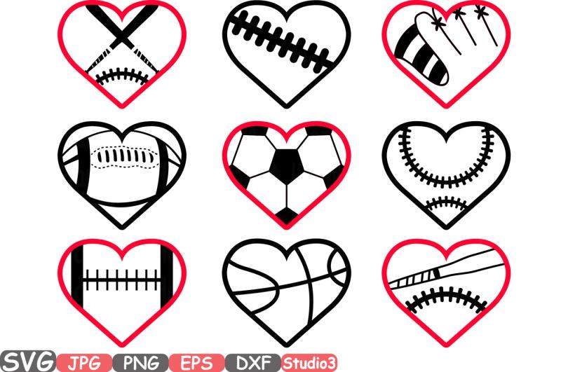 sports-heart-balls-silhouette-svg-cutting-files-digital-clip-art-graphic-studio3-cricut-cuttable-die-cut-machines-love-ball-baseball-soccer-basketball-football-valentines-698s