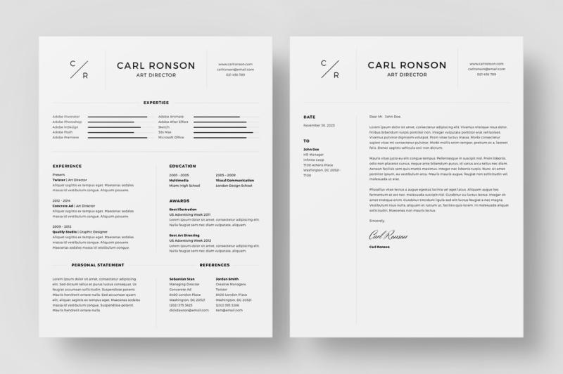 resume-cv-carl-ronson