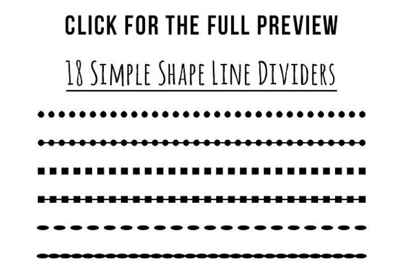 90-dividers-mega-pack-wedding-clipart-line-divider-clipart-doodle-clipart-border-clipart