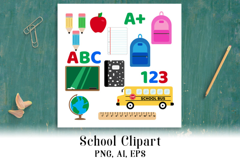 school-clipart-set-back-to-school-school-supplies-education-clipart