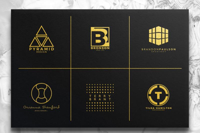 minimalistic-logo-vol-1