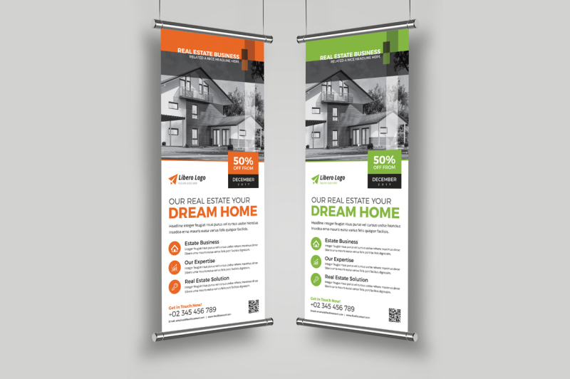 real-estate-rollup-banner-signage