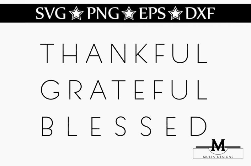 thankful-grateful-blessed-svg