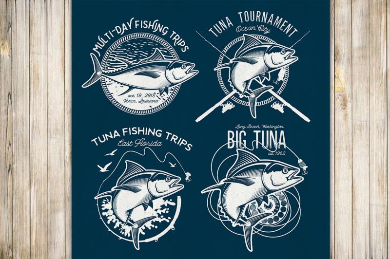 vintage-tuna-logos