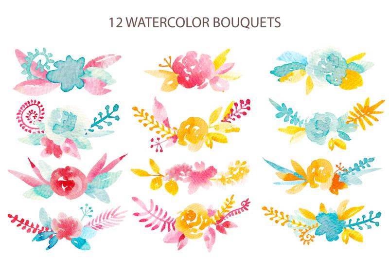autumn-morning-a-watercolor-collection