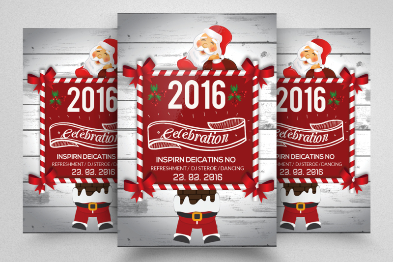 christmas-flyer-template