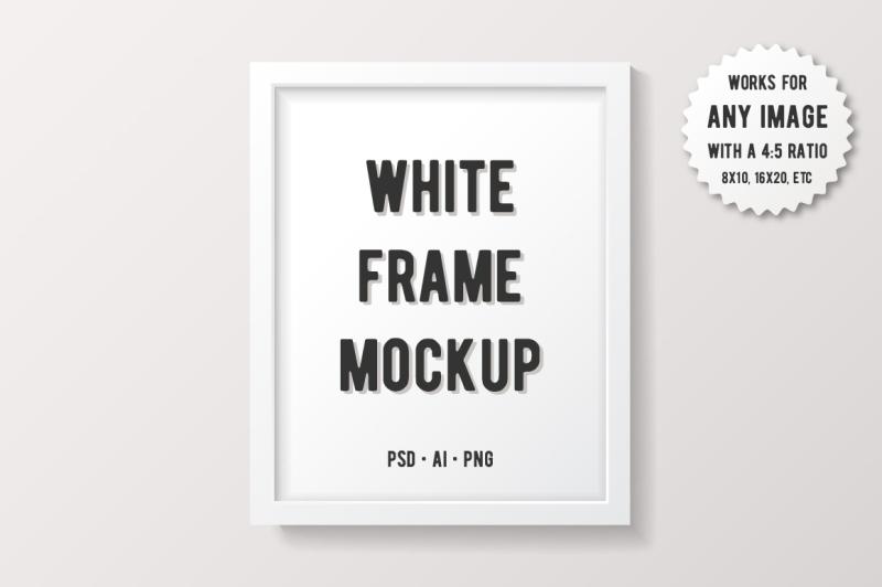 simple-white-frame-mockup