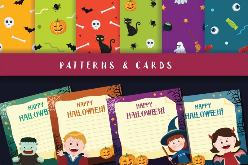 happy-halloween-design-kit