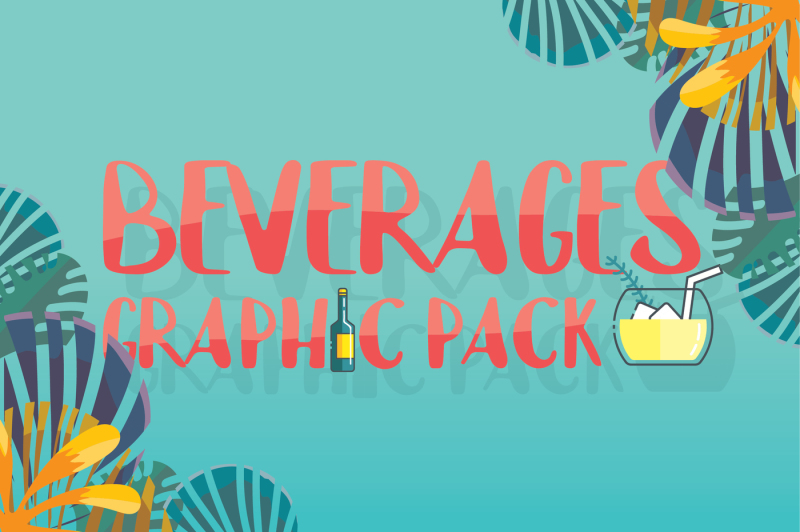 beverages-graphic-pack