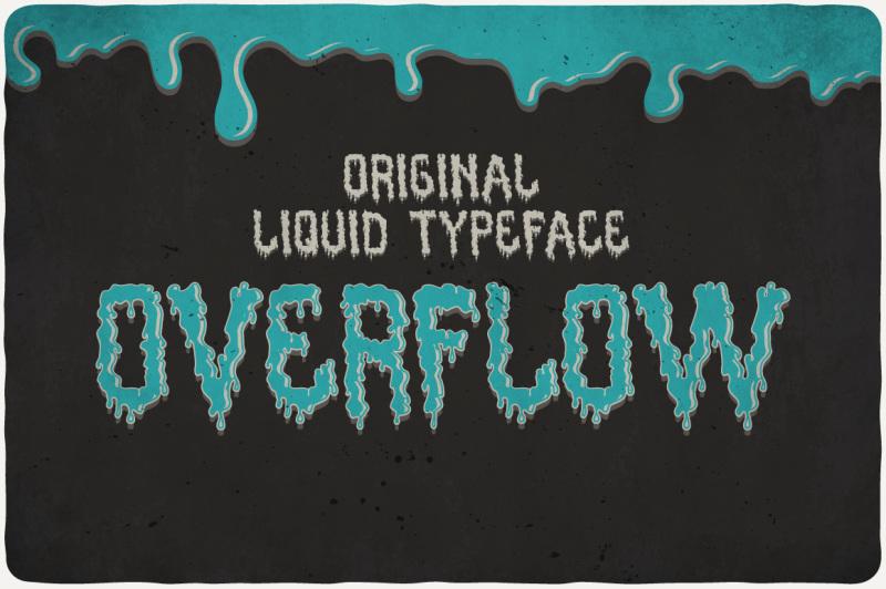 overflow-typeface