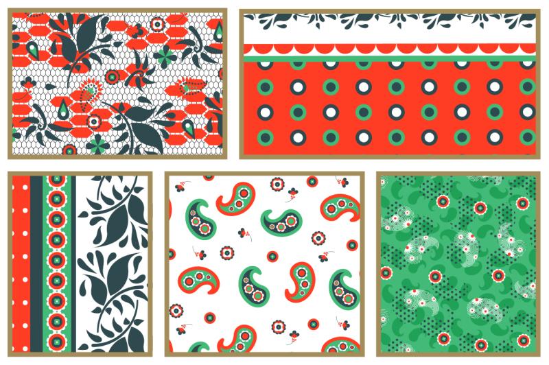 indian-bazaar-seamless-patterns