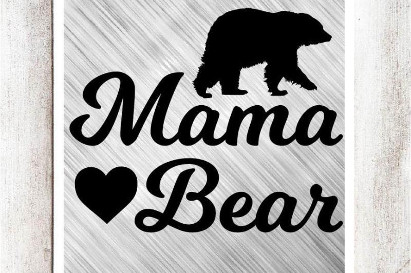 mama-bear-svg-dxf-eps-file