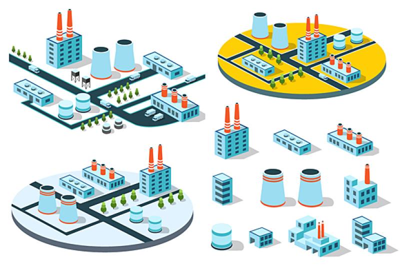 industrial-buildings-vector-eps